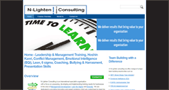 Preview of n-lightenconsulting.ie